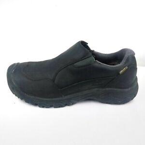 Keen Hoodoo III Black Slip On Shoes Waterproof Men's Size 10 EU 40.5