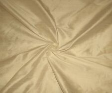 "HANDLOOM 100% SILK DUPION 54"" wide OYSTER BY HALF MT"
