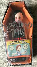 Living Dead Dolls Lydia Lobster Girl Freak Goth Horror Doll Series 30 Mezco New