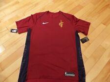 06f3afc37fb Size XL Nike Dry Mens Dri-FIT Short Sleeve Shirt NBA Cleveland Cavaliers  877438