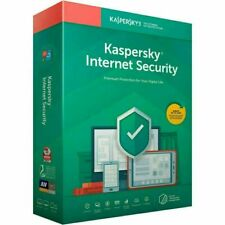 Kaspersky Internet Security 2020 1 PC/dispositivo di licenza 1 ANNO KEY
