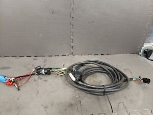 OEM Suzuki Marine Outboard Rigging Harness, With Key Ignition 36620-92E00