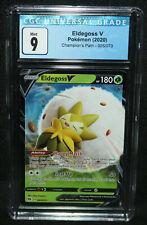 Pokemon Eldegoss V - Champion's Path 5/73 (CGC Mint 9) 2020