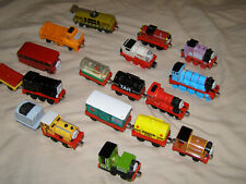 18 pcs Magnetic Thomas the tank engine train die cast miniature toys