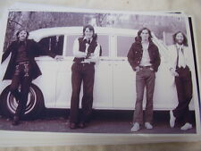BEATTLES  AND BANDS ?  ROLLS ROYCE   11 X 17  PHOTO /  PICTURE