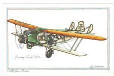 Boeing Model 80A 1928 passenger aircraft unused postcard