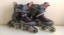 Inline-Skates Damen, Größe 39, K2 EXOTECH Inlineskates Inliner Athena 6.1 speed