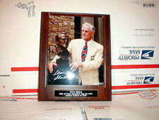 Limited edition Miami Dolphins Don Shula autograph