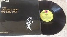 NAT KING COLE THE UNFORGETTABLE NAT KING COLE 1965 CAPITOL SW 20664 WRONG LABEL