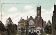 Postcard John C Green School Science Princeton University Princeton NJ