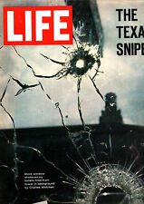 LIFE AUG 12, 1966 THE TEXAS TOWER SNIPER_THE MOORS MURDERS in MANCHESTER ENGLAND
