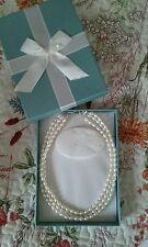 3 Trefolo Collana di perle JACKIE KENNEDY
