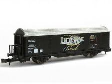 Sowa-N 2041 - SNCF Bierwagen Licorne Black - Spur N - NEU