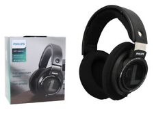 NEW Philips SHP9500S Precision Hi-Fi Stereo Over-ear Headphones MSRP $160!