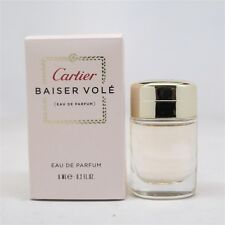 Baiser Vole by Cartier 6 ml/ 0.2 oz Eau de Parfum Splash Mini NIB
