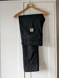 Carhartt Klondike Pants 33/32 Black
