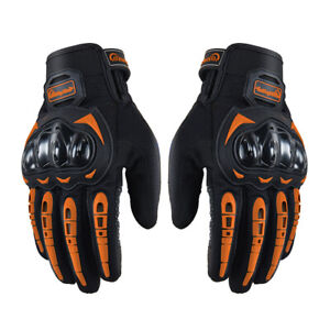 Anti-skidding Full Finger Gloves Cycling Racing Bike Bicycle Motorcycle Gloves