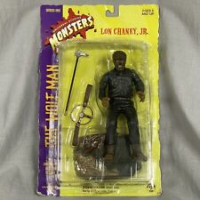 Wolf Man Lon Chaney Jr Action Figure Universal Studios Monsters Series One Toy
