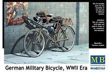 MasterBox MB35165 1/35 German Military Bicycle WWII era