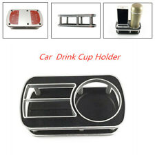 Car Universal Cup Holder Drink Beverage Multi-function ABS plating Phone Holder