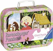 Ravensburger - 05419 - Puzzle De Sol - Boucle D'or Valise Métal - 60 Pièces