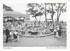 PO25 Cartolina Sylvan Spiaggia,Houston in Negli anni '20/Anni '30 carta moderna