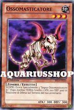 Yu-Gi-Oh! Ossomasticatore SP13-IT020 Chewbone Fortissima Carta di Flip Zexal