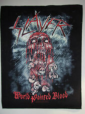 PATCH SLAYER WORLD PAINTED BLOOD / 2009
