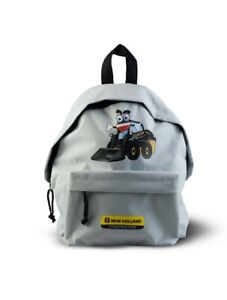 New Holland Kids Grey Small Backpack SJ-31282927