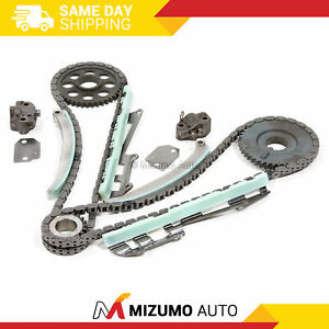 Timing Chain Kit Fit 96-04 Ford Mustang Thunderbird Crown Victoria 4.6 ROMEO