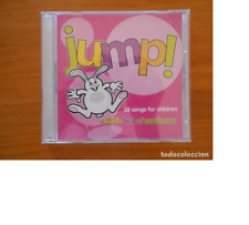 CD JUMP! - 25 SONGS FOR CHILDREN - A LITTLE BIT OF MADNESS (1H)