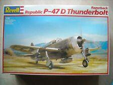 REVELL- 1/32-#4779- SMITHSONIAN REPUBLIC P-47D THUNDERBOLT RAZOR BACK