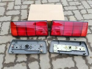 BMW 3 Series E30 320i 325i is iX Cabrio Alpina C2 B3 B6 MHW All-Red Taillights