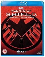 Marvel's Agents of SHIELD - Season 2 Two [Blu-ray Region Free, S.H.I.E.L.D.] NEW