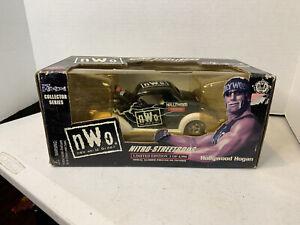Racing Champions Hollywood Hulk Hogan NWO Nitro Street Rods 1:24 Scale Ford