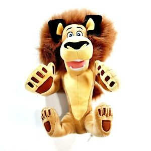 MADAGASCAR DreamWorks 2011 ALEX The Lion 30cm Plush Toy
