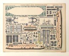 Pellerin Imagerie D'Epinal-No 386 Vaisseau-Amiral Russe G. Construct paper model