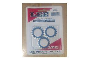 LEE Die Lock Rings 3 Pack 90534