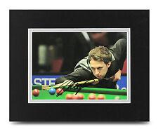 Judd Trump Signed 10x8 Photo Snooker Autograph Memorabilia Display + COA