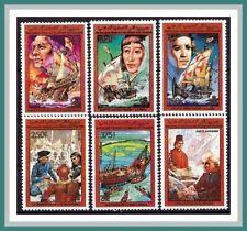 (E-10-1) Komoren 1988 Entdeckung Amerikas durch Columbus Satz ** postfrisch