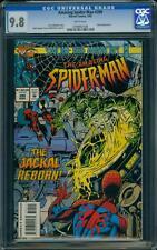 Amazing Spider-man 399 CGC 9.8 WHITE Marvel Copper Age Key Comic I.G.K.C.L@@K !!