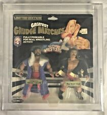 Remco 1986 AWA Allstar Wrestlers Jimmy Garvin vs Big Scott Hall AFA 70 RARE