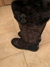 Skechers Boots Womens Size 7 1/2