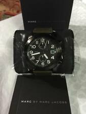 Marc By Marc Jacobs MBM5034 Larry Chronograph Leather Watch