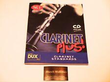 Clarinet Plus Vol. 1 inkl. CD