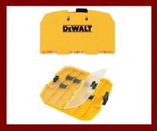 Dewalt Toughcase Storage Box Fishing Tackle Flies Drill Bits Small Accs Tax Inv