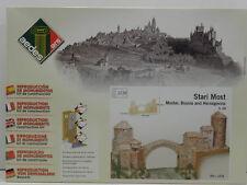 AEDES ARS 1204 Steinbaukasten Stari Most Maßstab 1:130