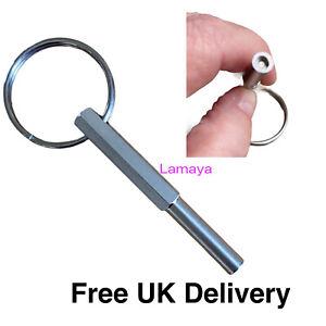 Oval Key Screw Bit Tool for Coffee Machine Repair Service Jura Krupps Aeg Franke