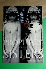 PROPHECY OF THE SISTERS STATUE MICHELLE ZINK PHOTO 5x7 BOOK POSTCARD