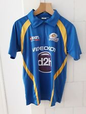 Mumbai Indians IPL Short Sleeve Cricket Shirt  medium M
